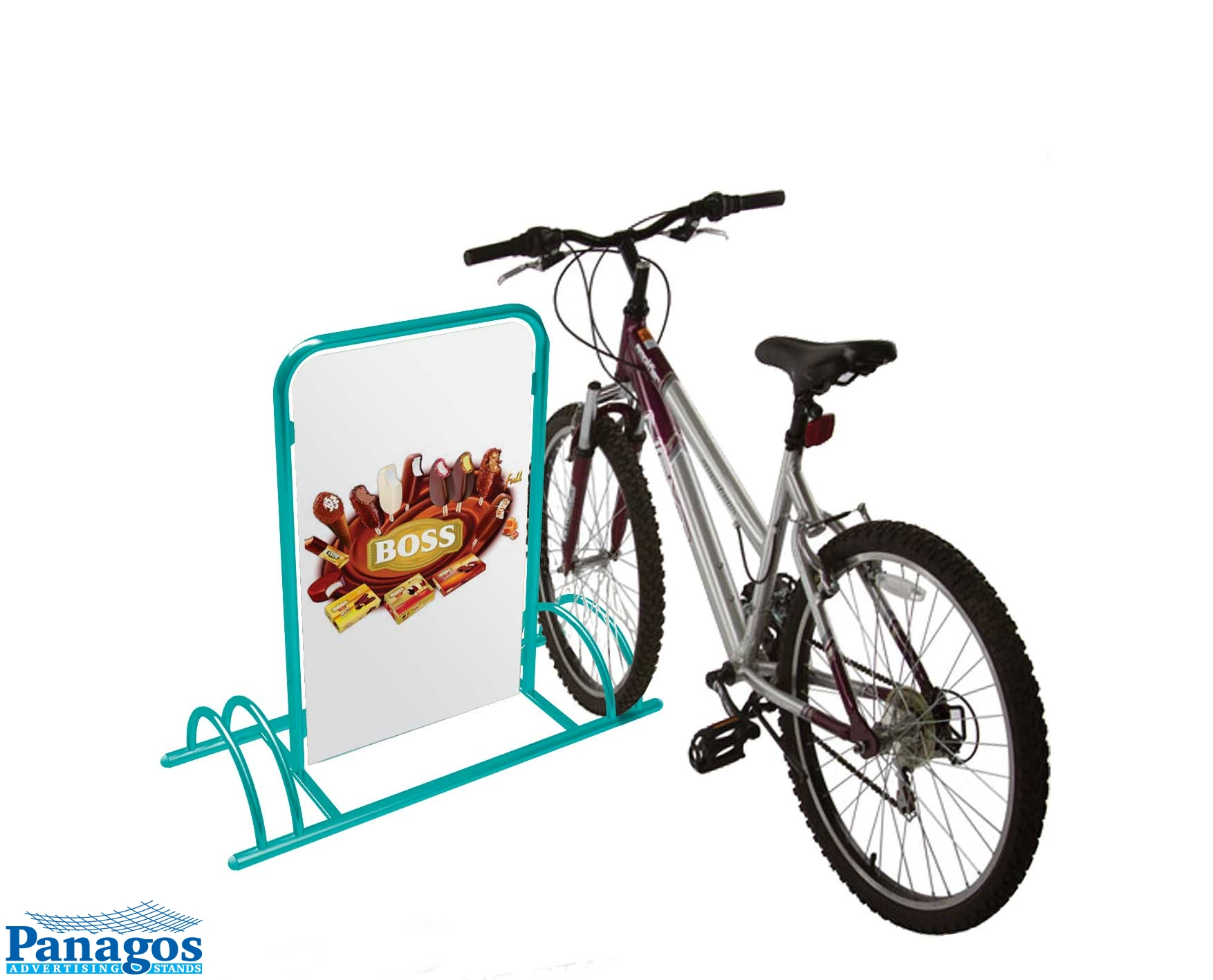 STAND PODILATOU BOSS BIKEv2 - Parking Stand